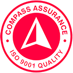 ISO9001 Certification Badge