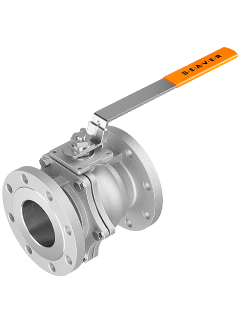 Beaver 2pc Non-Firesafe Ball Valve distributed and manufactured in Australia by Beaver