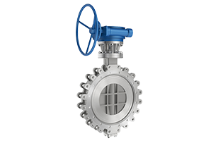 Beaver Wafer/Lugged Double Offset Butterfly Valve