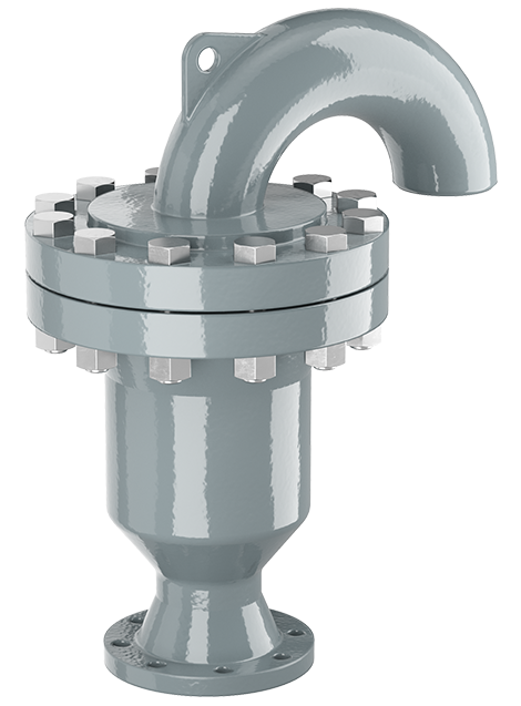 Beaver Slurry Air Valves distributed and manufactured in Australia by Beaver