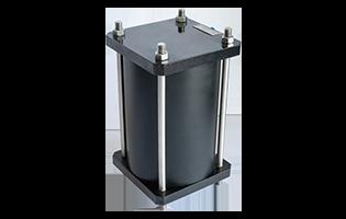 Beaver Pneumatic Linear Cylinder Valve Actuator