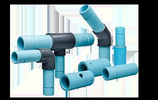 Victaulic Aquamine PVC System