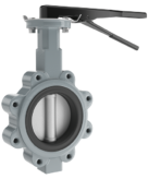 A valve distributed and manufactured in Australia by Beaver
