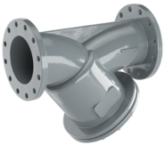 Strainers special piping items