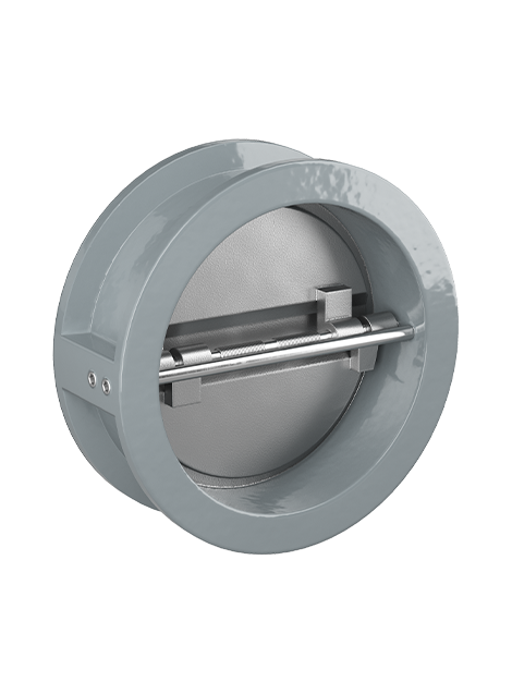 Beaver Resilient Seated Dual Plate Check Valve
