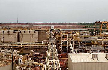 Fekola Gold Mine