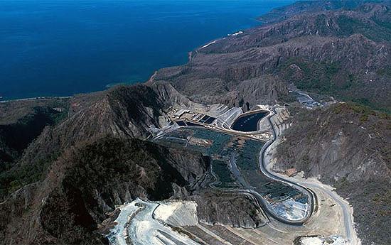 Wetar Copper Mine