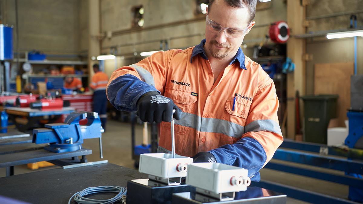 Custom actuated valves