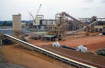 Akyem Gold Mine