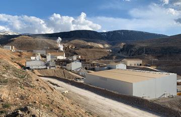 Anagold Mine